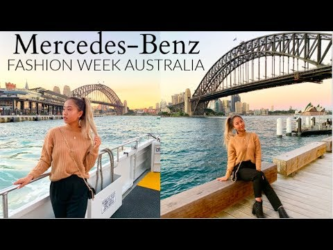 Get Ready With Me & VLOG // SYDNEY FASHION WEEK! | THERESATRENDS