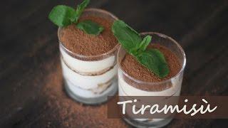 ♥ Как приготовить Тирамису?   Десерт  ♥