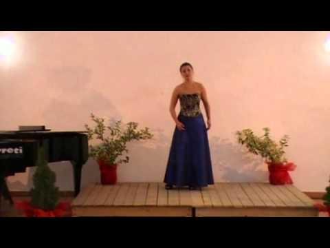 Violetta Kolomoyets - Soprano