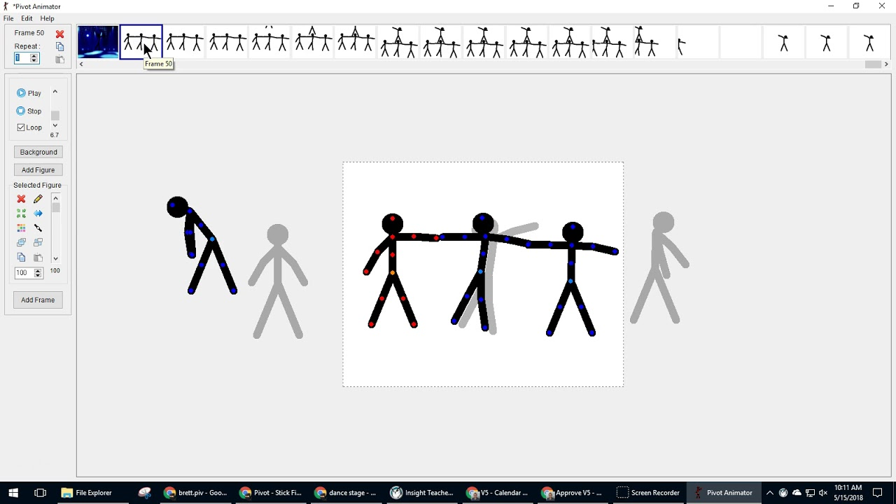 stick figure video maker
