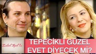 Zuhal Topal'la 90.Bölüm (HD) | Tepecikli Güzel Dilek, İlk Talibini Görünce Ne Tepki Verdi?