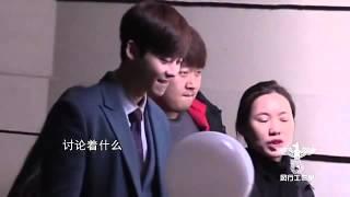 Video QIY TV Report: leejongsuk and Zheng Shuang. @  Jade Lover Filming Set download MP3, 3GP, MP4, WEBM, AVI, FLV Agustus 2017