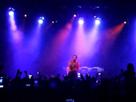 Yelawolf- Love is Not Enough (Live at El Rey Hollywood CA  10.11.11)