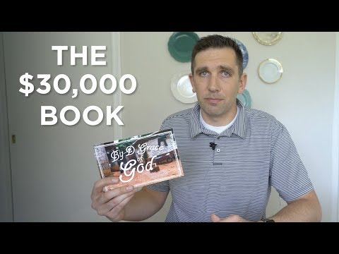 The $30k book!