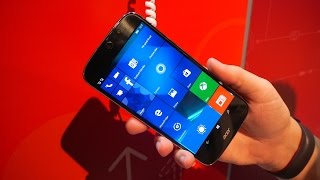 ACER Jade Primo: Windows 10 Gets a Shiny Smartphone