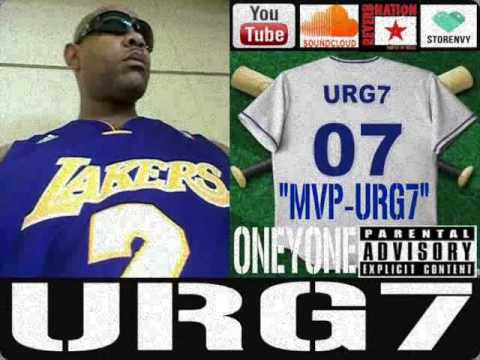 NEW URG7 ONEYONE ''MVP URG7'' STR8HOOD...