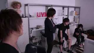 making of androp「Shout」music video