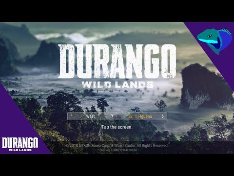 NEW MOBILE DINO GAME! STARTING OUT AND TUTORIAL! Durango: Wild Lands [E1] thumbnail
