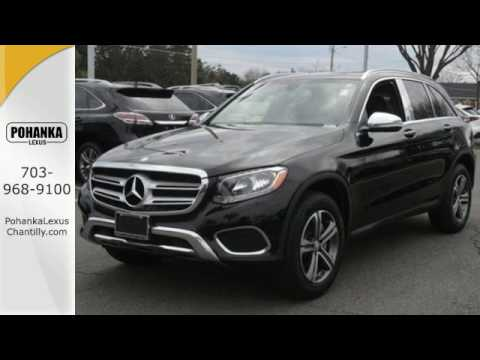 Used 2016 Mercedes Benz GLC Chantilly Dale City VA DC, MD #RXHC84590A   SOLD