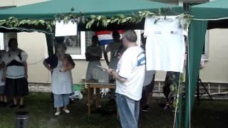 Zazriva Fest.haluski 2.ekipa 23.6.2012