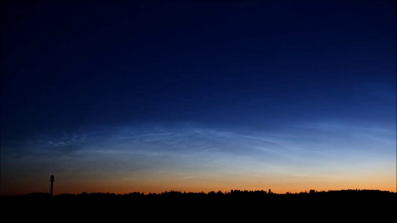 The secrets of night shining clouds | Earth | EarthSky