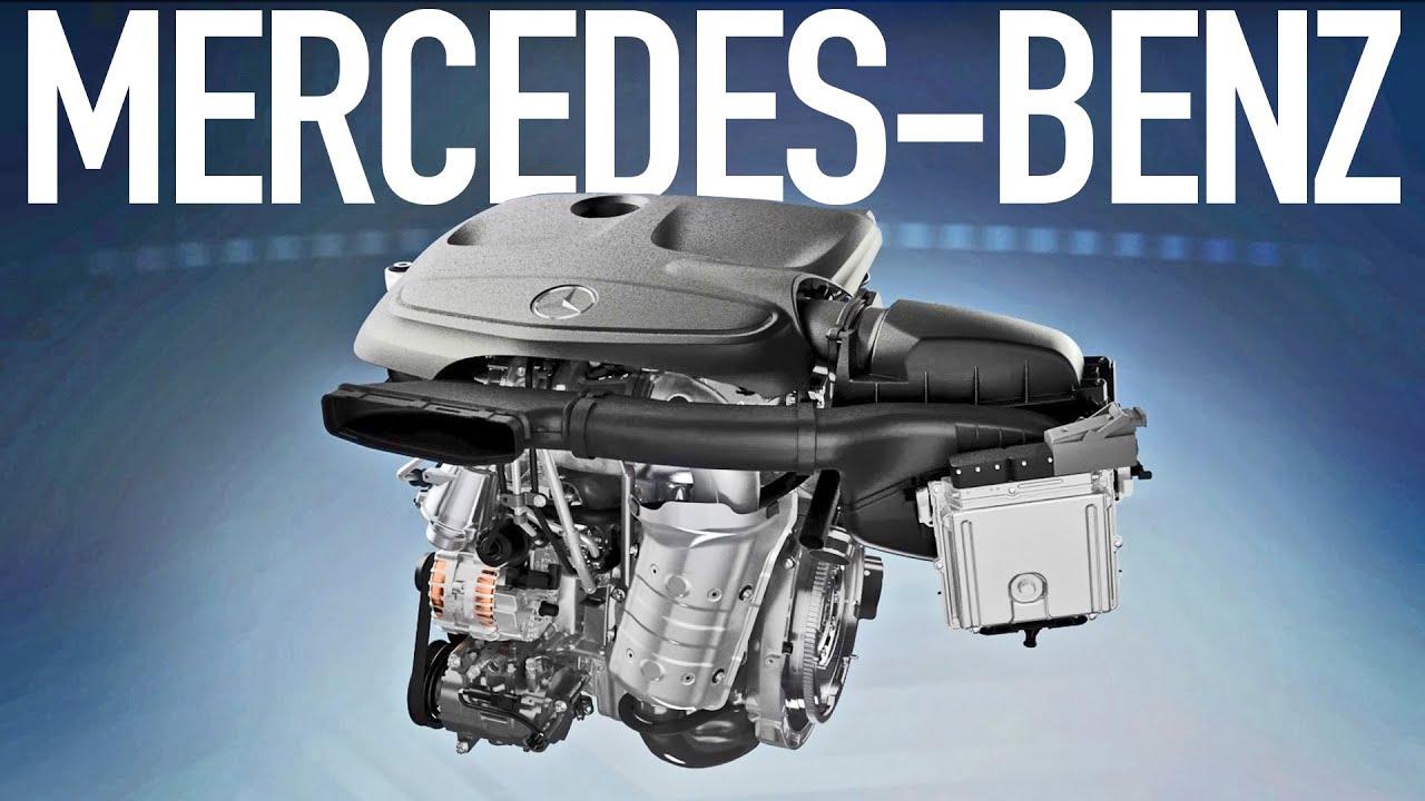 Mercedes Benz Motoröl : new mercedes benz engine camtronic system youtube ~ Aude.kayakingforconservation.com Haus und Dekorationen