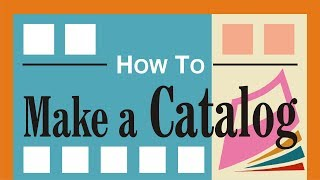 Making of a catalog step by step tutorial in coreldraw | Hindi