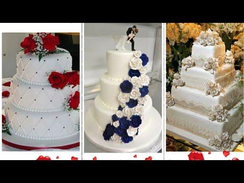Bolos Decorados Para Casamentos Um Mais lindo que o outro...Inspire-se❤ #TOP BOLOS❤