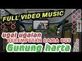 Bus malam full music karaoke pantai klayar - es bus simulator indonesia