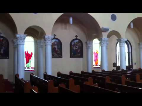 Inside tour of St. George Chaldean Catholic Church