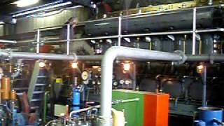 M.A.N. U-boat  diesel engine Start up