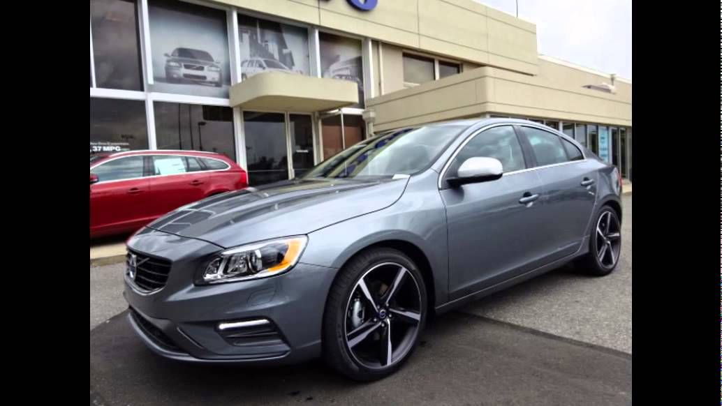 Volvo Xc60 R Design Savile Grey | 2018 Volvo Reviews
