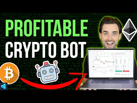 Create A PROFITABLE Cryptocurrency Trading Bot!