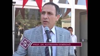 Fırat Üniversitesi'nde Bisiklet Teslim ve Dağıtım Töreni Yapıldı