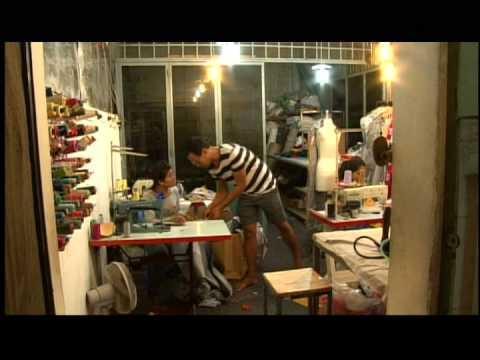 SOKNAN Interviewed by NHK world : Asia Insight, Fashion - Cambodian Style