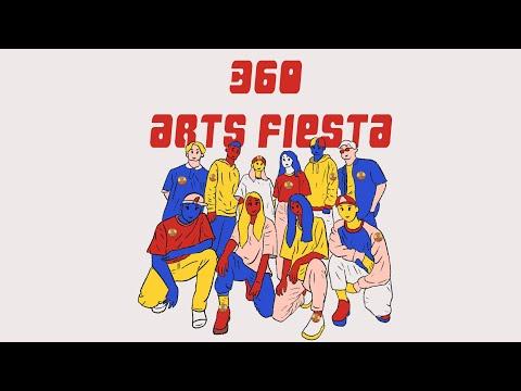 NP 360 Arts Fiesta - New Revolving Age (NRA)
