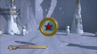 Sonic Unleashed Cool Edge Act4 Speedrun