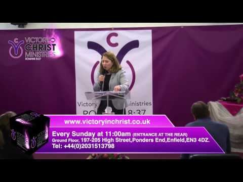 'Don't Blame Him Praise Him' - Victory in Christ Ministries, Enfield