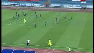 الدورى المصرى | الهدف الثالث لمصر المقاصة فى مرمى بتروجيت عن طريق اللاعب سعيد مراد