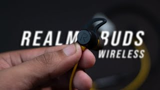 Realme Buds Wireless Review - Better than Sony WI-C200?