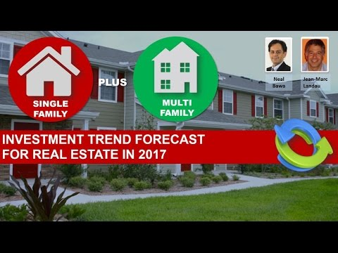 The top emerging trends in real estate in 2017