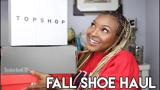 FALL SHOE HAUL   FALL FASHION …