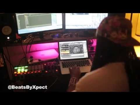 Xpect  - Making The Beat...with Substance Bass  Engine by Output