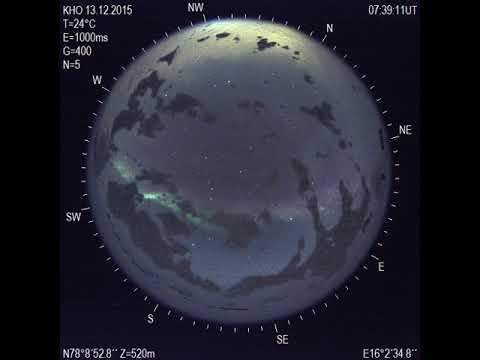Auroras are a real drag on satellites, study finds