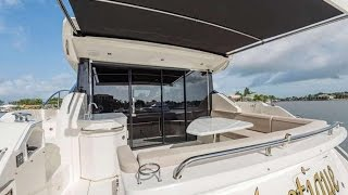 The Perfect Yacht: 2016 Sea Ray L590 Yacht For Sale at MarineMax