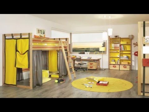 Superb Wall Paint and Decorating Ideas for Amazing Kids Room - YouTube