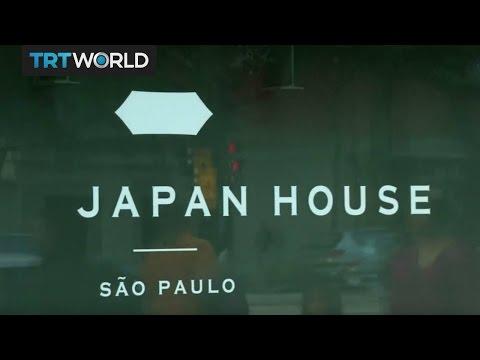 Showcase: Japan house in Sao Paulo