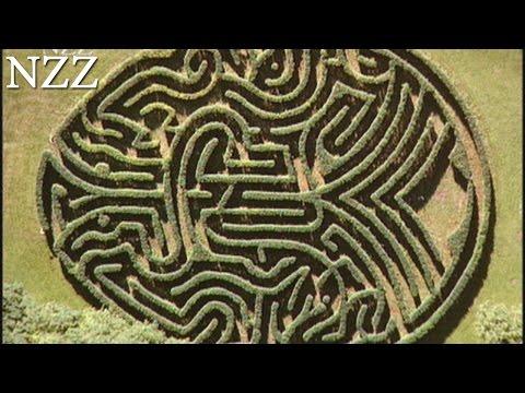 Labyrinthe: Von Dädalus zum Supermarkt - Dokumentation von NZZ Format (1994)