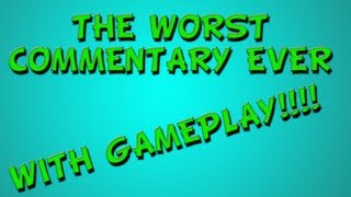 WORST COMMENTARY EVAAAAAR (WITH GAMEPLAY AND BF4?!?!?!?!)