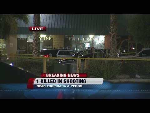 1 dead, 1 injured in shooting at Sin City Ink