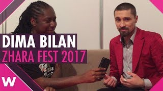 Dima Bilan talks Eurovision, his movie and Zhara Fest 2017