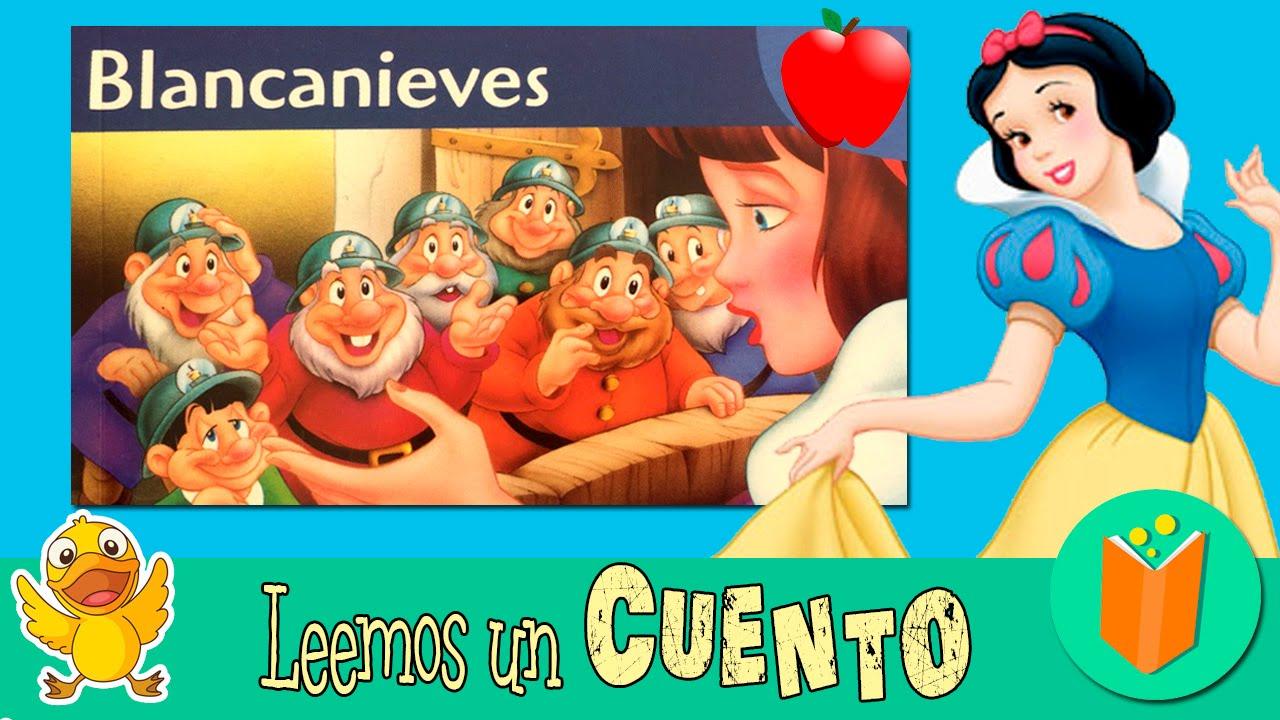 Blancanieves y los 7 enanitos cuentos infantiles youtube - Blancanieves youtube cuento ...