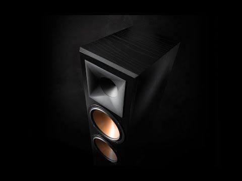 Klipsch RF7 III - Sound Demo - King of Pop