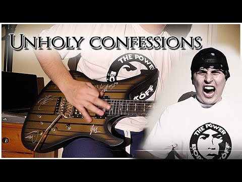 Avenged Sevenfold - Unholy Confessions Guitar & Vocal Cover