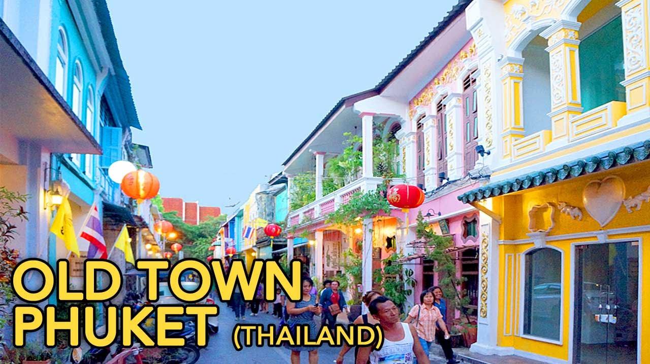 ผลการค้นหารูปภาพสำหรับ phuket old town shopping