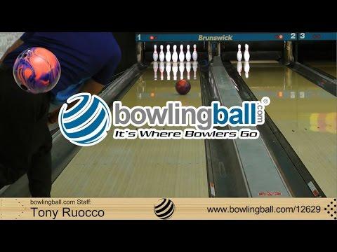 Bowlingball.com Brunswick Mastermind Strategy Bowling Ball Reaction Video Review