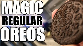 Magic Tricks w/regular OREO's