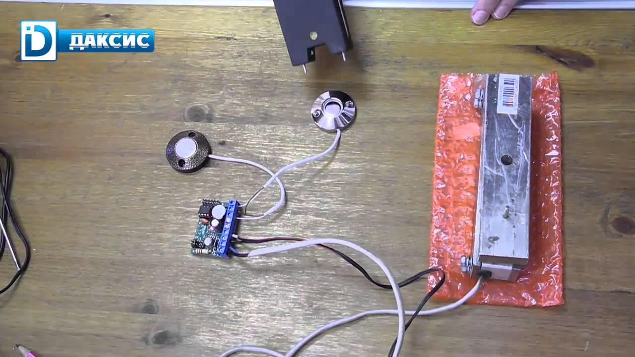 электромеханический замок hongtai dj-02ka инструкция