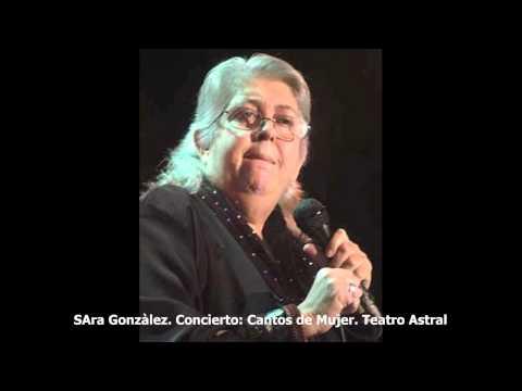 Cancion Sara Gonzalez