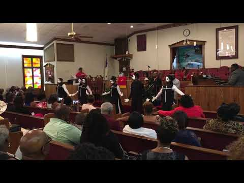 FBC Praise Dance Ministry - You're Bigger